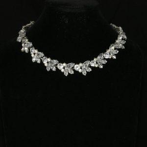 Chunky Diamante Choker